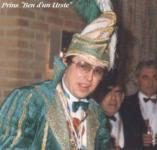 21e prins: Prins Ben d'n Urste
